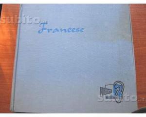 Corso di lingua francese anni  su 12 dischi