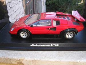 Lamborghini 1/18 Kyosho, Bburago, Mondo Motors