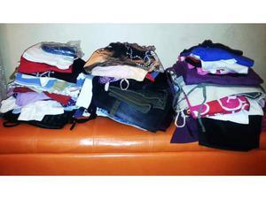 Lotto/Stock 100 pezzi - Scarpe+Abbigliamento *spese incluse*