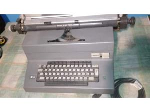 Macchina da scrivere vintage Olivetti Editor 4