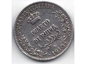 Monete italiane colonie eritrea - somalia - albania