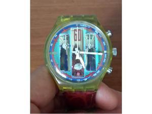 Orologio Chrono - alarm Swatch usato ma perfettamente