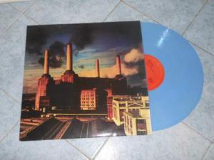 Pink floyd animals - Disco vinile LP 33 giri vinile blu