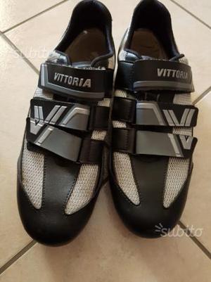 Scarpe per bici da strada Vittoria Msg Nr 45