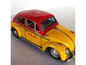 Tin toy/auto in latta rara VW Beetle/Maggiolino