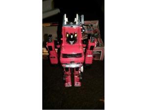 Transformer autorobot auto robot originale gig pompieri