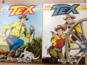 Tutto Tex dal 1 al 150