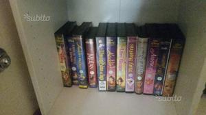 Videocassette originale Walt Disney e film vari