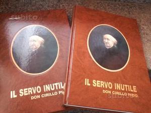 2 libri di DON CIRILLO PIZIO Cologno al Serio