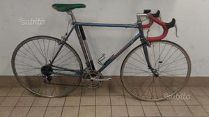 Bici da corsa Eroica De Visini Liotto campagnolo