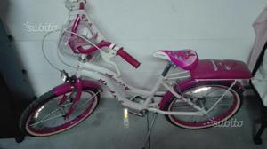 Bicicletta bambina praticamente NUOVA