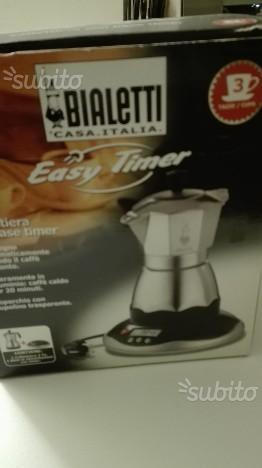 Caffettiera 3 tazze elettrica
