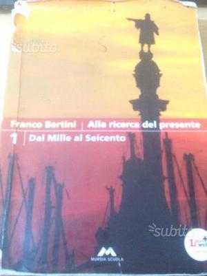 Dal Mille al Seicento volume 1