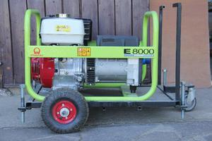 Gruppo elettrogeno diesel 8 kw nuovo trifase posot class for Gruppo elettrogeno honda usato