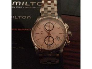 Hamilton cronografo uomo automatico jazzmaster
