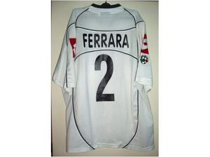 Juventus fc match worn ferrara