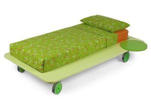 Tavolino da letto su ruote | Posot Class