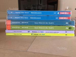 Libri usati in buono stato a metà prezzo o meno