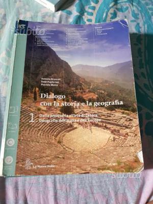 Libro di storia/geografia + atlante