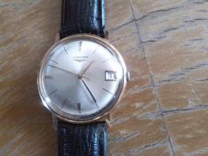 Longines orologio oro anni 70
