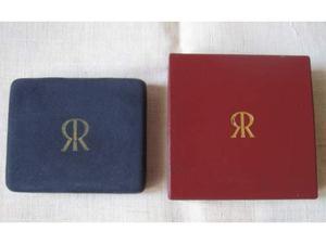 Revue scatola astuccio orologio da tasca originale vintage