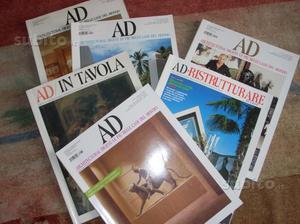 Riviste AD architettura design