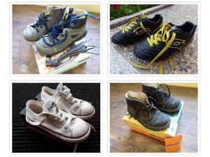 4 Paia scarpe (Bimbo e Bimba)