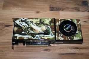 ASUS GeForce ENGTX260/TOP NVIDIA PERFETTE
