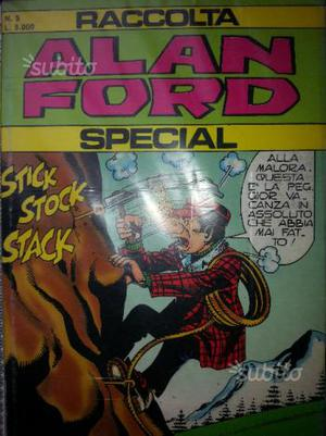 Alan Ford Special