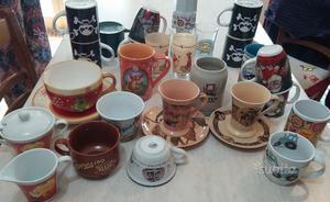 Bicchieri, Tazze, Boccali di Birra da collezione