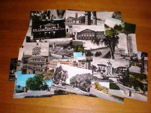 Cartoline città di Lucca - lotto 51 cartoline -