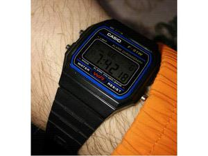 Casio f-91w orologio digitale originale