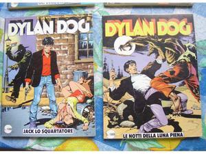 Collezione PRIMA EDIZIONE Dylan Dog Da 2 a 100 bordi EDICOLA