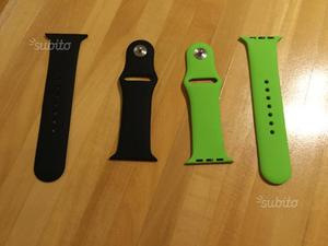 Due cinturini 42 mm per apple watch compatibili