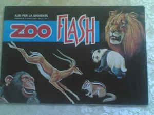 Figurine album zoo flash edizione imperia