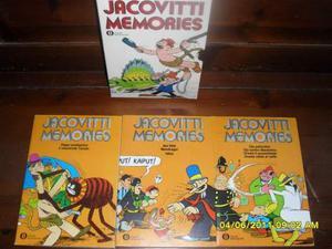 Fumetto Jacovitti memories 1^ edizione