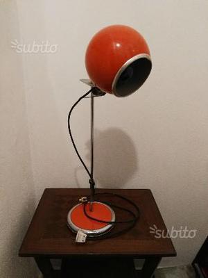 Lampada da tavolo anni '70