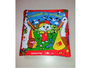 Libro morbido gioco bambini e neonati