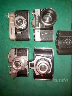 Macchine fotografiche antiche