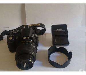 Nikon D + obiettivo Nikon AF-S DX mm VR