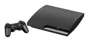 PS3 Slim 500 gb con 2 joystick