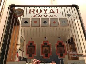 Vendo slot machine usata
