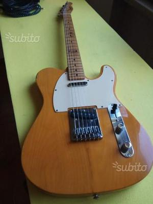 Squier by Fender Tele Affinity Butterscotch Blonde