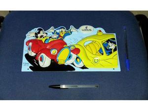 Targa orologi Lorus Paperino Topolino - Disney
