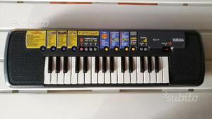 Tastiera musicale Yamaha PSS-14 in ottime condizio