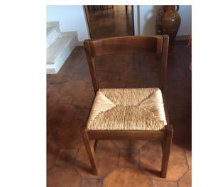 Tavolo in legno allungabile + 4 sedie
