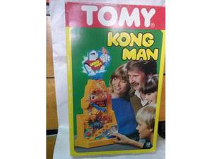 Tomy Kong-Man anni 80 Nuovo