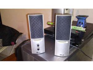 2 casse trust sp  speaker set ben tenute