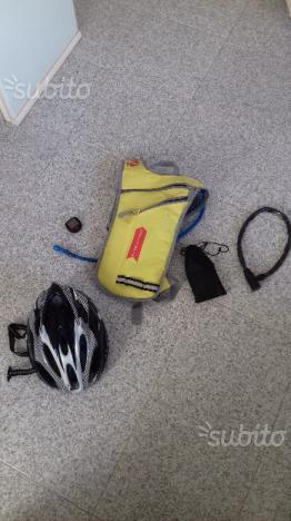 Accessori e abbigliamento ciclismo(TAGLIA M)