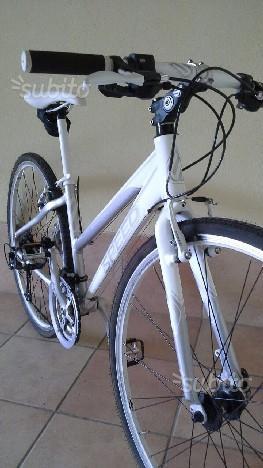 Bici donna alluminio 27 rapporti tg.S nuova